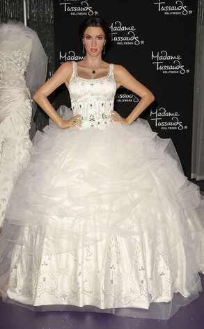 ¡Así será el vestido de novia de Kim Kardashian!