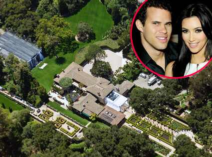 Kris Humphries, Kim Kardashian, Sotto Il Monte Estate