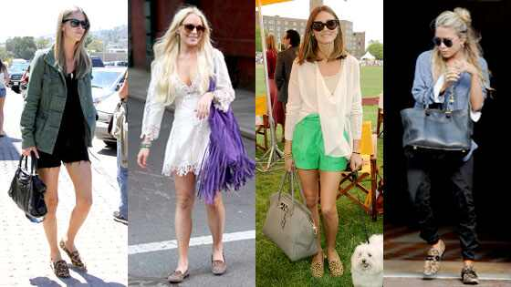Nicky Hilton, Lindsay Lohan, Olivia Palermo, Ashley Olsen