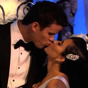 FD Spot, Kim Kardashian, Kris Humphries, Wedding Reception