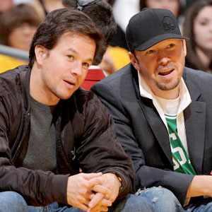 Mark Wahlberg, Donnie Wahlberg