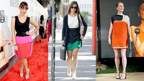 Rashida Jones, Pippa Middleton, Julianne Moore