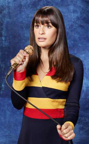 Lea Michele, Glee, Season 3
