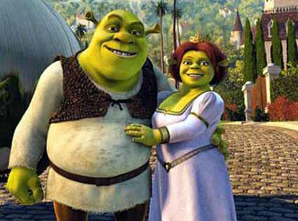 Shrek, Fiona