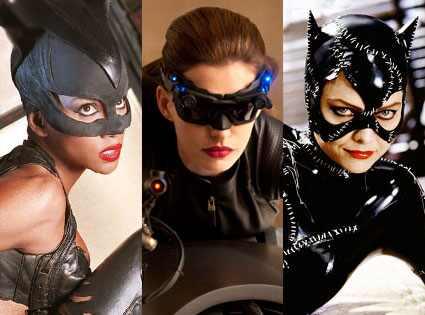 Halle Berry Catwoman Anne Hathaway Warner Bros