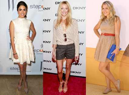 Nikki Reed, Katie Cassidy, Busy Phillips
