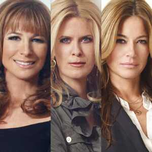 Jill Zarin, Alex McCord, Kelly Bensimon, Real Housewives of New York