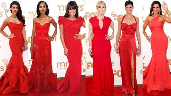 Nina Dobrev, Kerry Washington, Lea Michele, Kate Winslet, Adrianne Palicki, Sofia Vergara