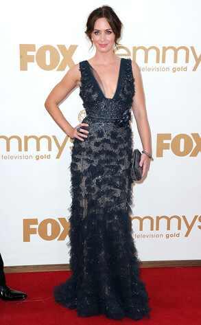 Três looks inesquecíveis do Emmy Awards