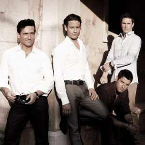 First listen il divo 39 s new song is wicked good e news - Il divo website ...