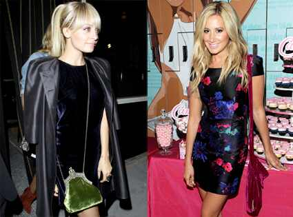 Ashley Tisdale, Nicole Richie