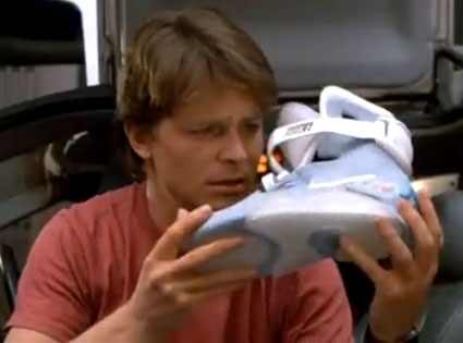Back to the Future Part II, Michael J. Fox