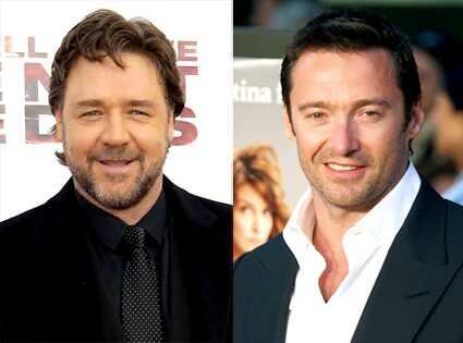 Russell Crowe ประกบคู่ Hugh Jackman