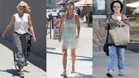Gwen Stefani, Nicky Hilton, Pink