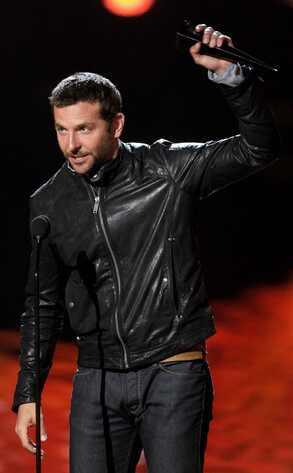 Spike TV's SCREAM Awards, Bradley Cooper