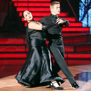 Ricki Lake and Derek Paso Doble