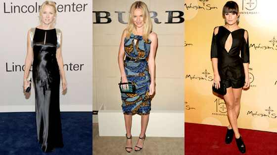 Naomi Watts, Kate Bosworth, Lea Michele