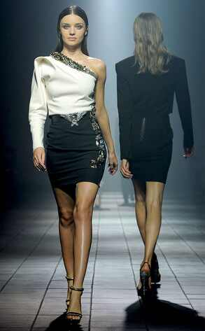Miranda Kerr, Lanvin Model