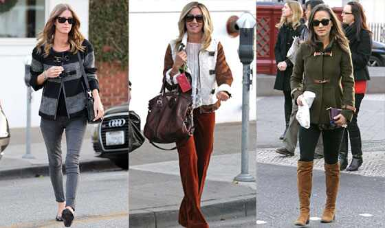 Ashley Tisdale, Pippa Middleton, Nicky Hilton