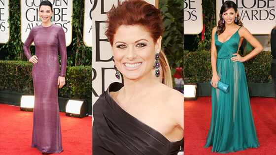 Julianna Marguiles, Debra Messing, Jenna Dewan
