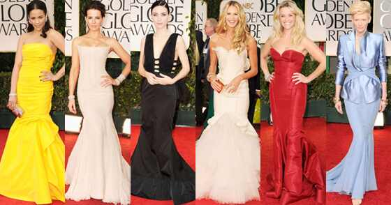 Paula Patton, Kate Beckinsale, Rooney Mara, Reese Witherspoon, Elle MacPherson, Tilda Swinton