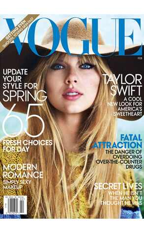 Taylor Swift, Vogue