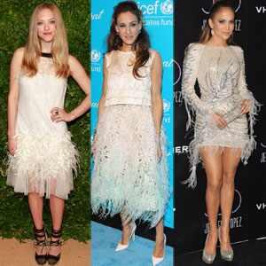 Sarah Jessica Parker, Amanda Seyfried, Jennifer Lopez