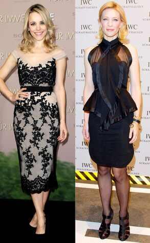 Rachel McAdams, Cate Blanchett