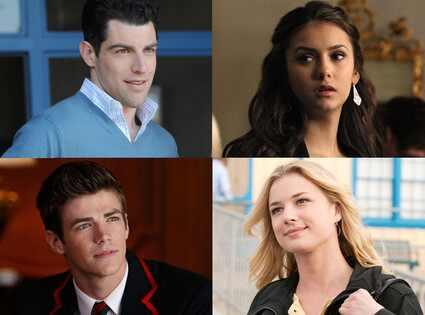 Spoiler Chat: The VAMPIRE DIARIES, Revenge, Glee, New Girl and More!