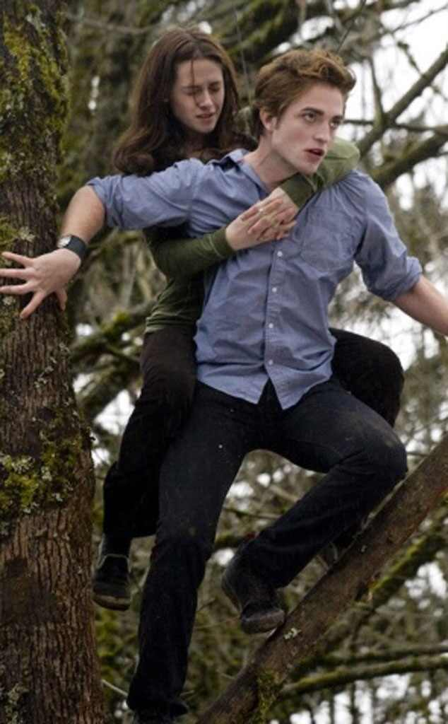 Kristen Stewart, Robert Pattinson, Twilight