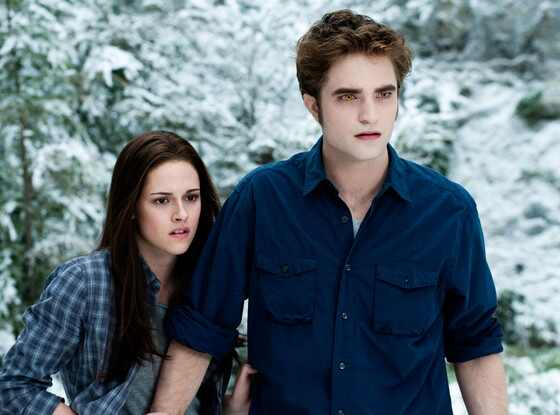 Kristen Stewart, Robert Pattinson, Twilight Eclipse