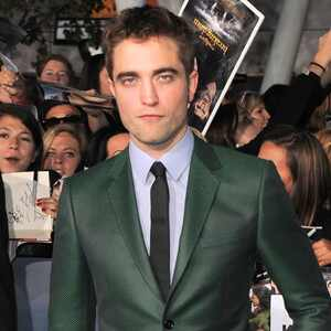 Robert Pattinson, Breaking Dawn Part 2 Premiere