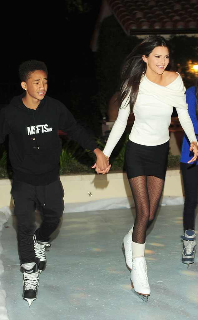 Jaden Smith & Kendall Jenner