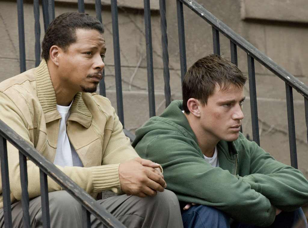Terrence Howard, Channing Tatum, Fighting