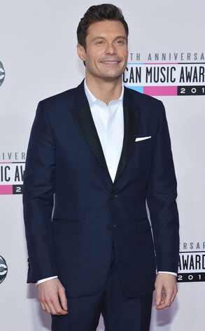 Ryan Seacrest, AMA