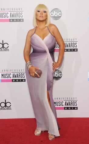Christina Aguilera, AMA