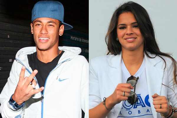 Neymar teria traído Bruna Marquezine em balada