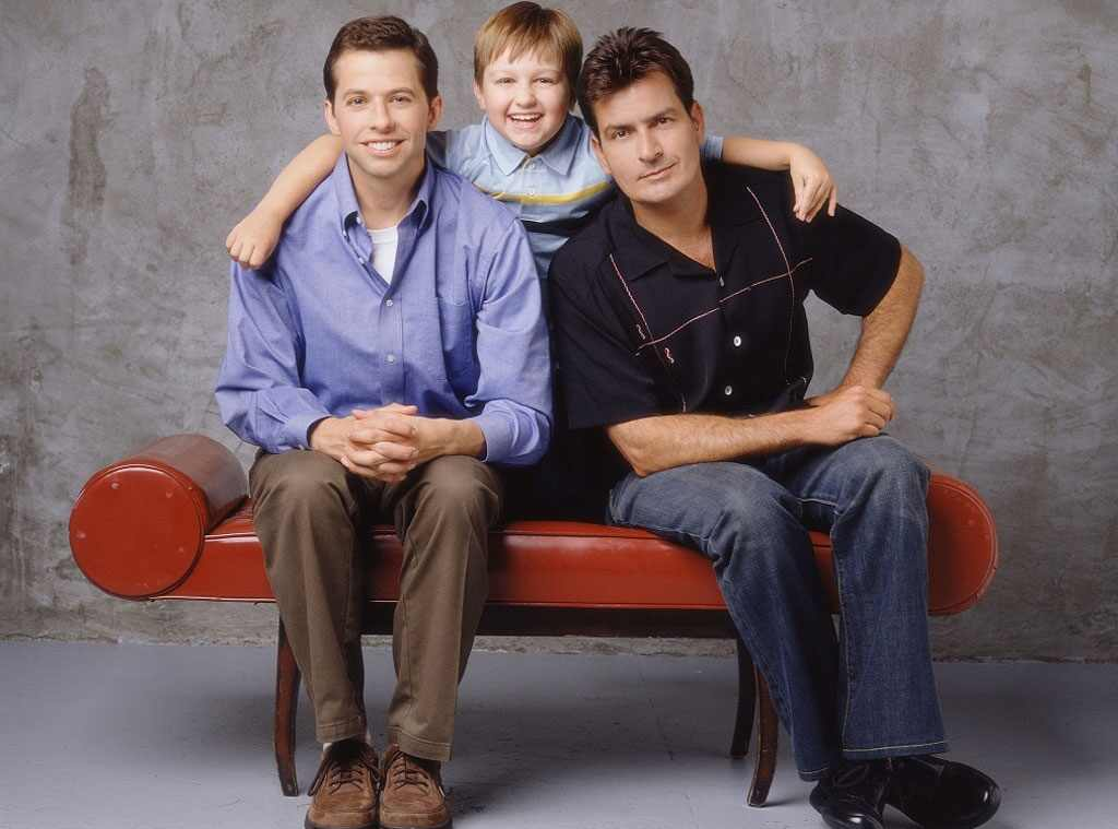 Charlie Sheen e Two and a Half Men