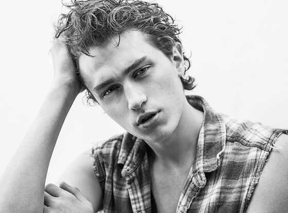 See Miley Cyrus' Brother Braison Make His Modeling Debut