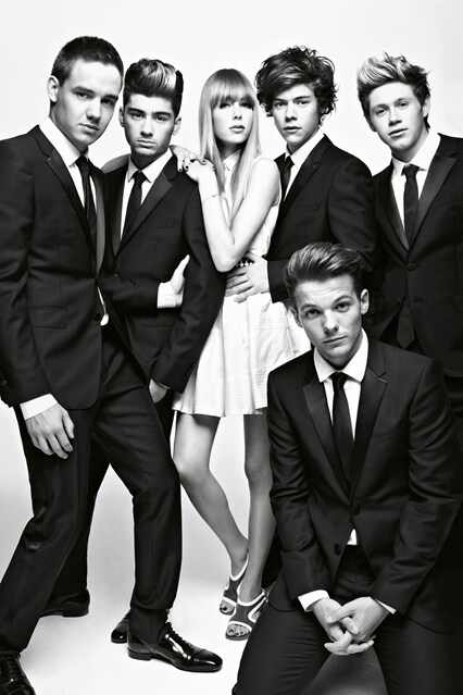 One Direction, Vogue UK
