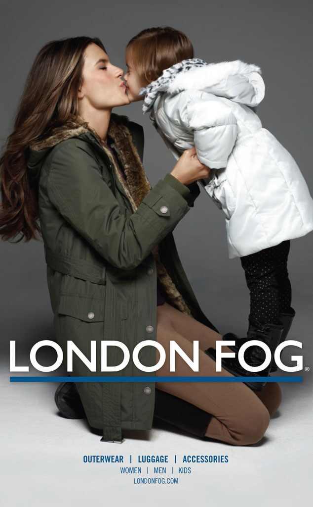 Alessandra Ambrosio, Anja, London Fog