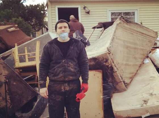 Vinny, Hurrican Sandy