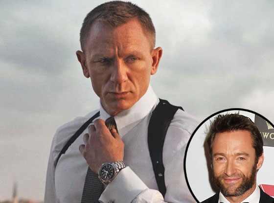 James Bond, Skyfall, Hugh Jackman