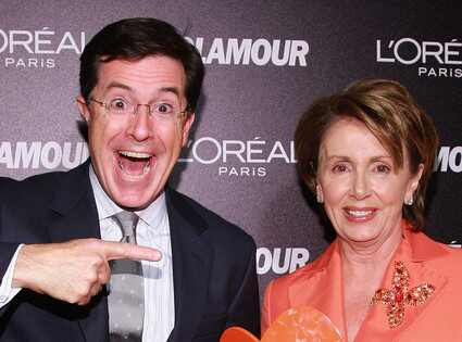 Nancy Pelosi: Pass DISCLOSE ACT, stop Colbert