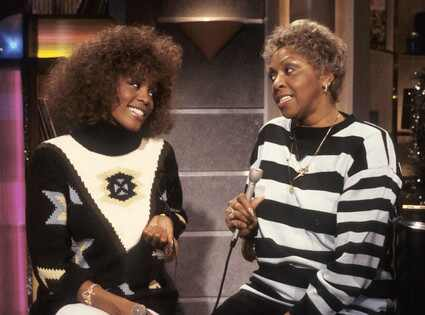 Girl Talk With Mother Cissy Houston