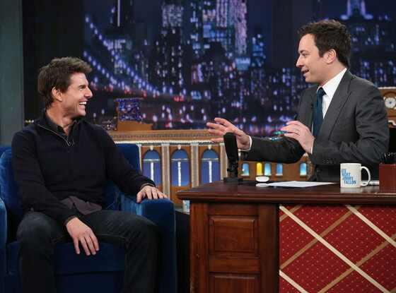Tom Cruise, Jimmy Fallon