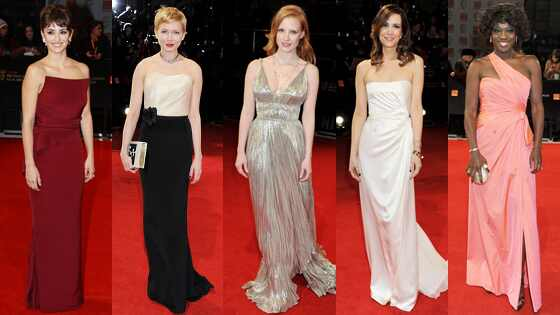 BAFTA, Kristen Wiig, Viola Davis, Jessica Chastain, Michelle Williams, Penelope Cruz