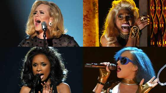 The Grammys recap: Whitney Houston, ADELE, Chris Brown and Nicki Minaj