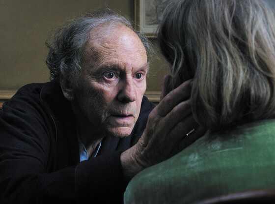 Jean-Louis Trintignant, Emmanuelle Riva, Amour