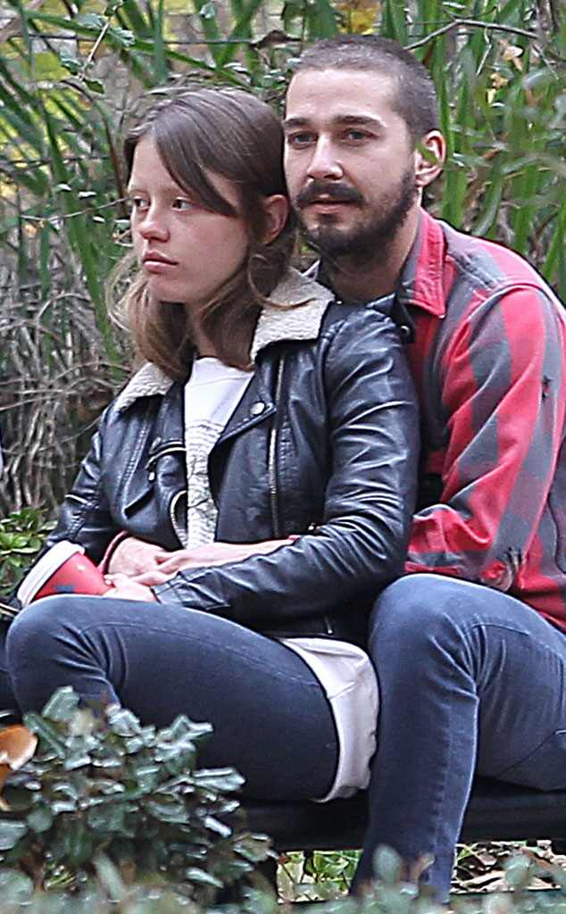 who is shia labeouf dating On 11-6-1986 shia labeouf (nickname: saide) was born in los angeles, california, united states he made his 25 million dollar fortune with nymphomaniac & transformers the actor , dating mia goth, his starsign is gemini and he is now 32 years of age.